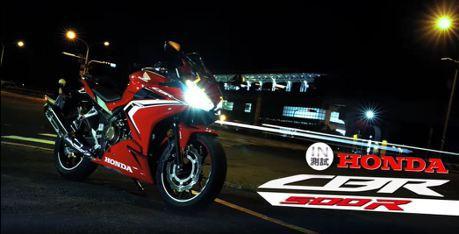 影/跑魂加持 – 2019 Honda CBR500R