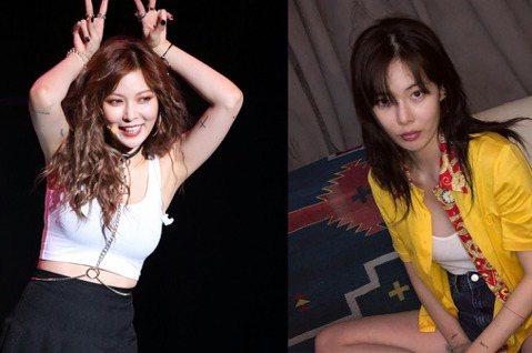 有「性感小野馬」之稱的南韓女星泫雅,25日在其個人Instagram上分享新照片,過往相當有特色的顴骨竟然不見了,臉部變化讓網友驚呼「認不出來是你了!」新照中的泫雅看起來瘦了不少,特別是以往笑起來時...
