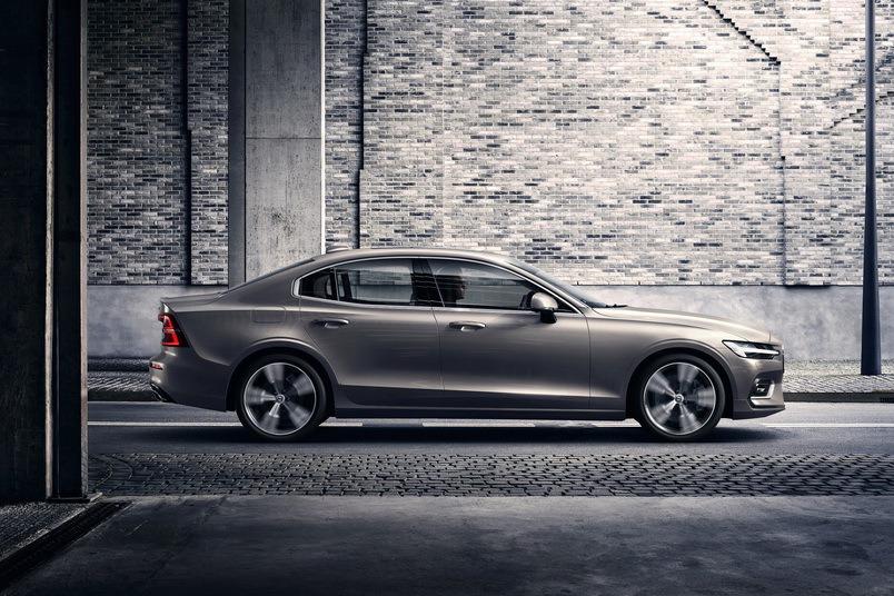 北歐動感豪華房車現身 Volvo S60售價185萬元起