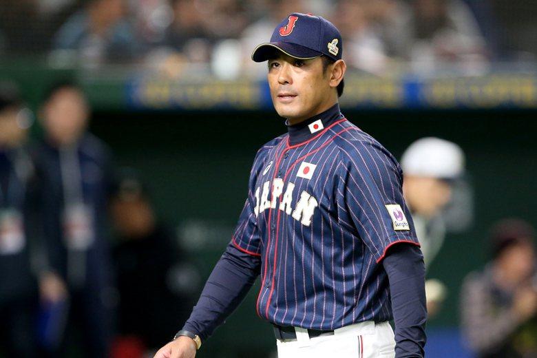 日本國家隊總教練稻葉篤紀。 圖/聯合報系資料照