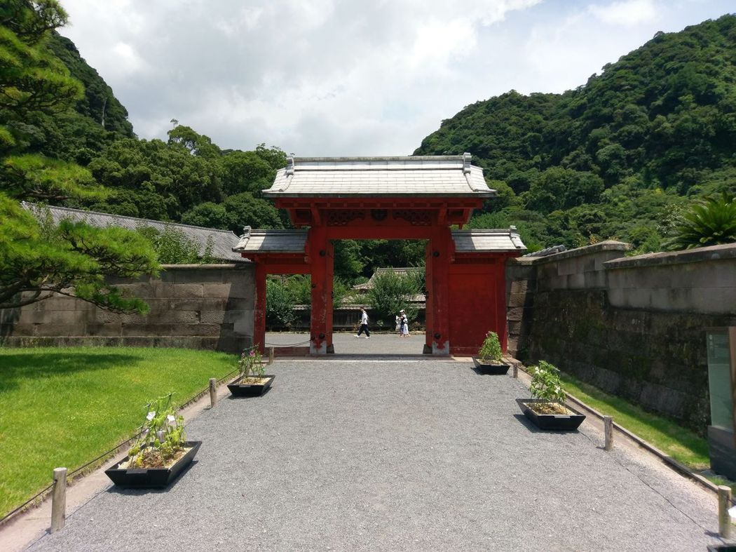 江戶時期舊的正門「錫門」