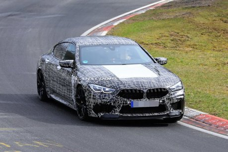 全新BMW M8 Gran Coupe 將於11月洛杉磯車展亮相