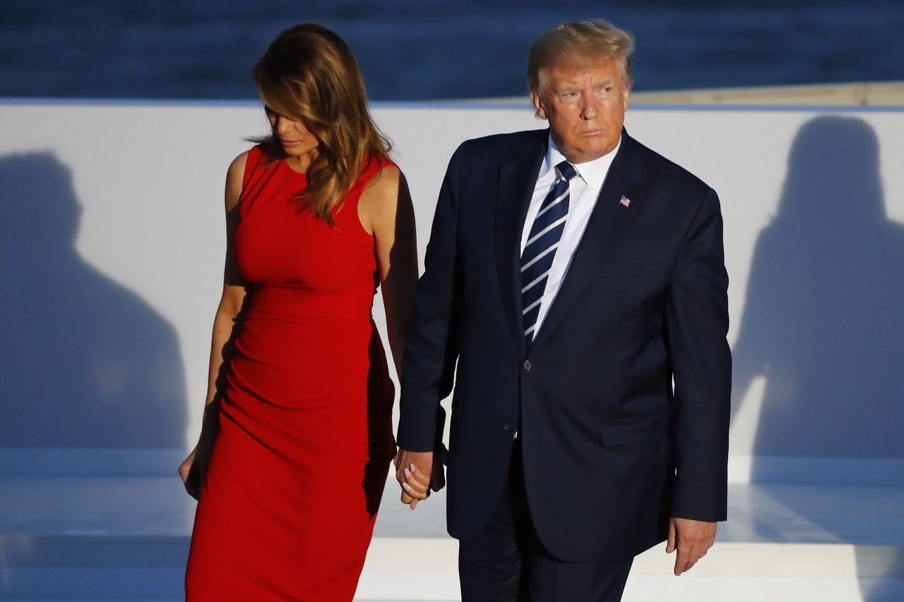 川普在G7峰會被記者問到,是否曾對「升高貿易戰另有想法」時,他回答說:「是的,當...