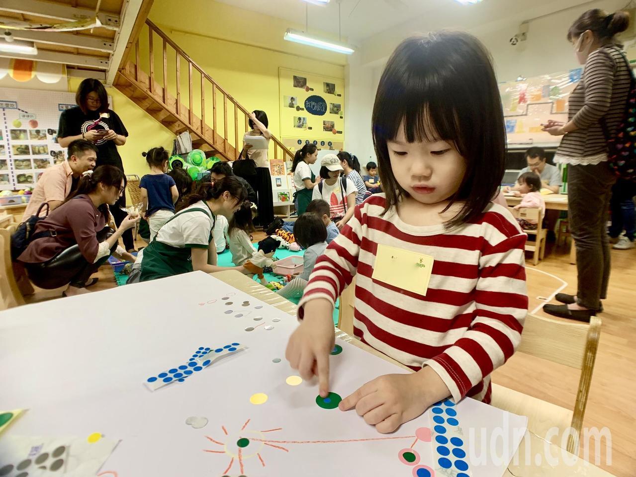 2至3歲孩子送公托、準公托或準公共保母,台北市民每月共可領5000元至6500元...