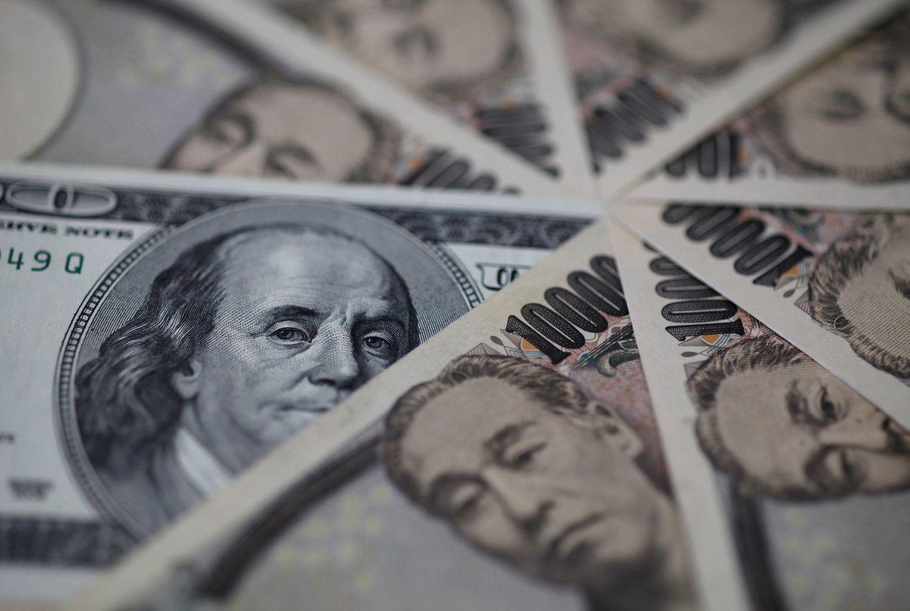 日圓兌美元升至三年來高點。路透