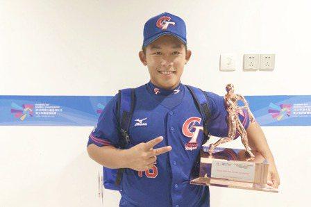 U15亞青少棒/因雨裁定日本冠軍 中華林孟佶奪2大獎