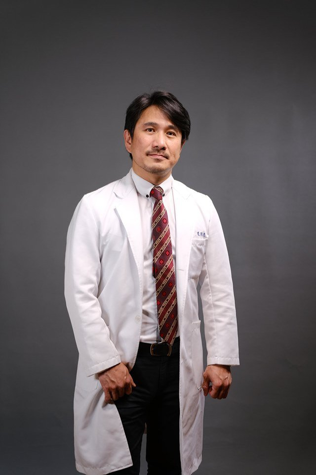 台中榮總介入性腦血管外科主任崔源生。圖/取自崔源生臉書