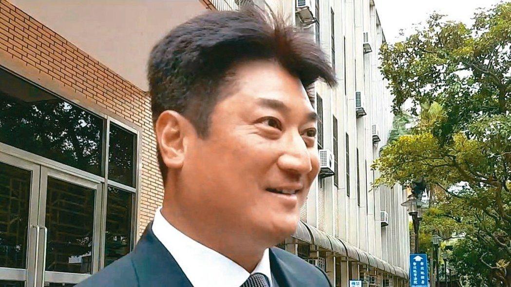 中信慈善基金會董事長辜仲諒。 報系資料照