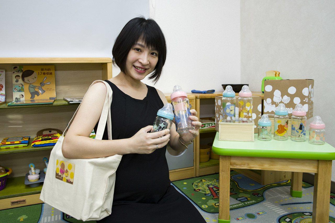 竹市伴手禮奶瓶組 奪下德國紅點設計獎