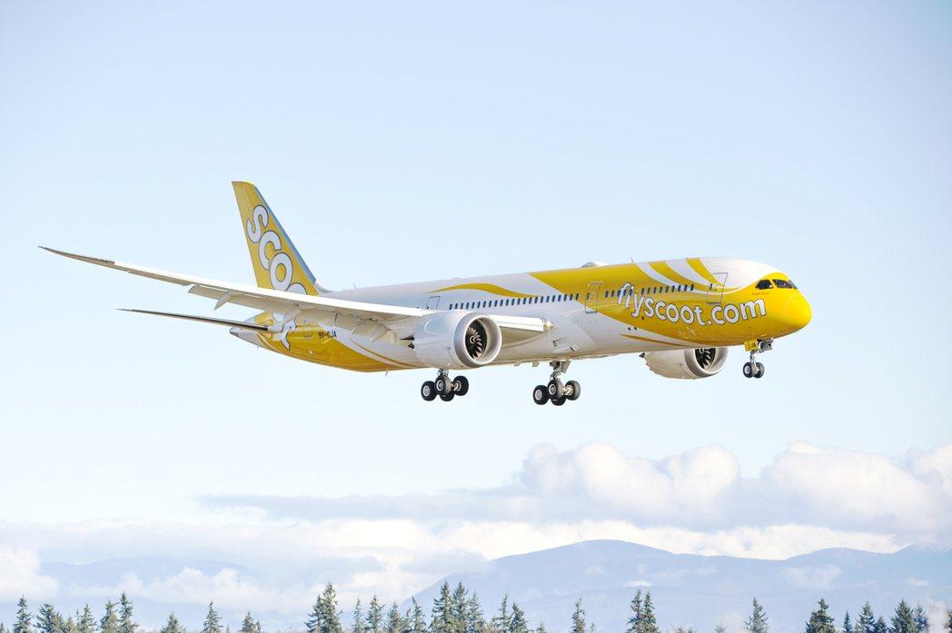 酷航這次推出機票優惠活動,來回含稅最低6折起。圖/酷航提供