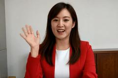 影/任韓國瑜發言人滿三周 何庭歡自謙政治菜鳥