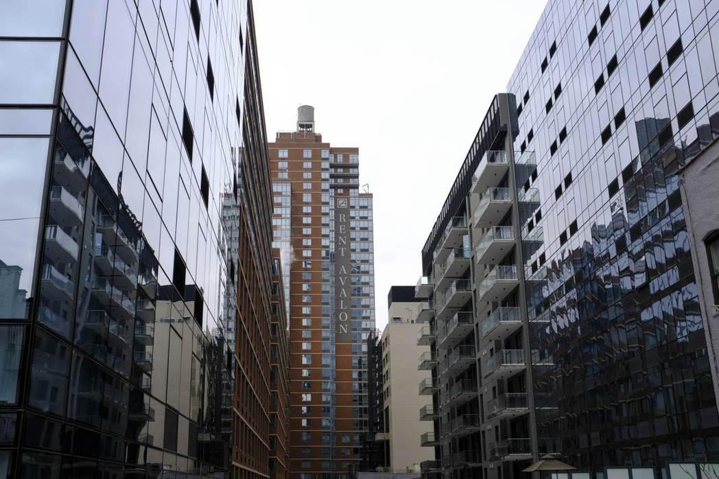 紐約市房價全美國最貴,曼哈頓更是其中的精華。(法新社)