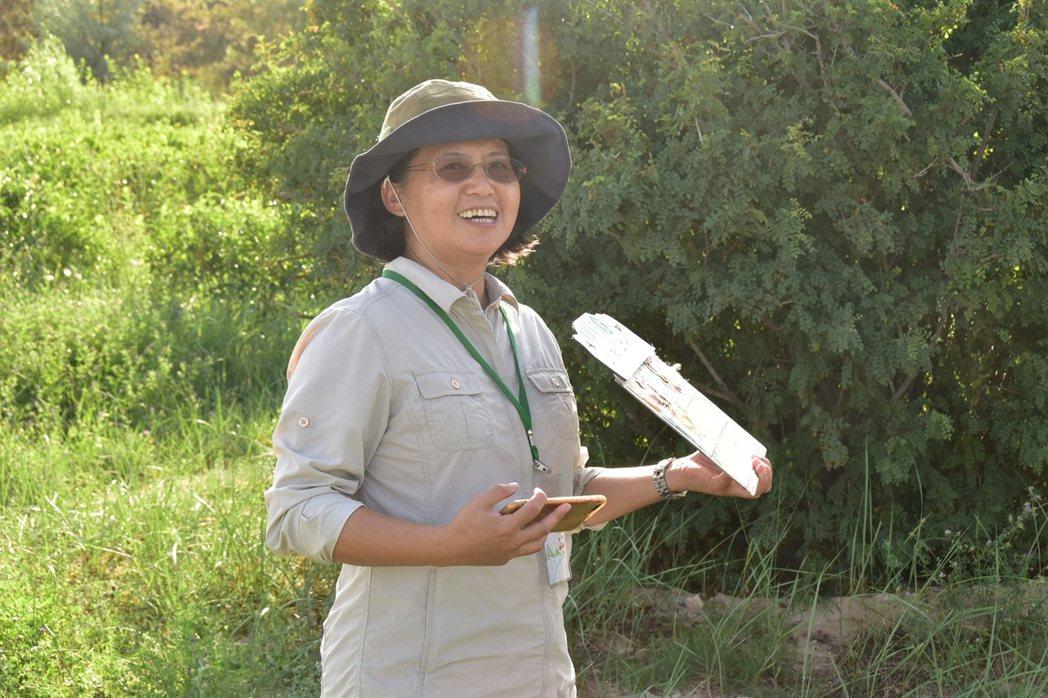 原是媒體人,熱愛自然環境的環境友善種子副執行長許美惠,決定和一群夥伴投入環境教育...