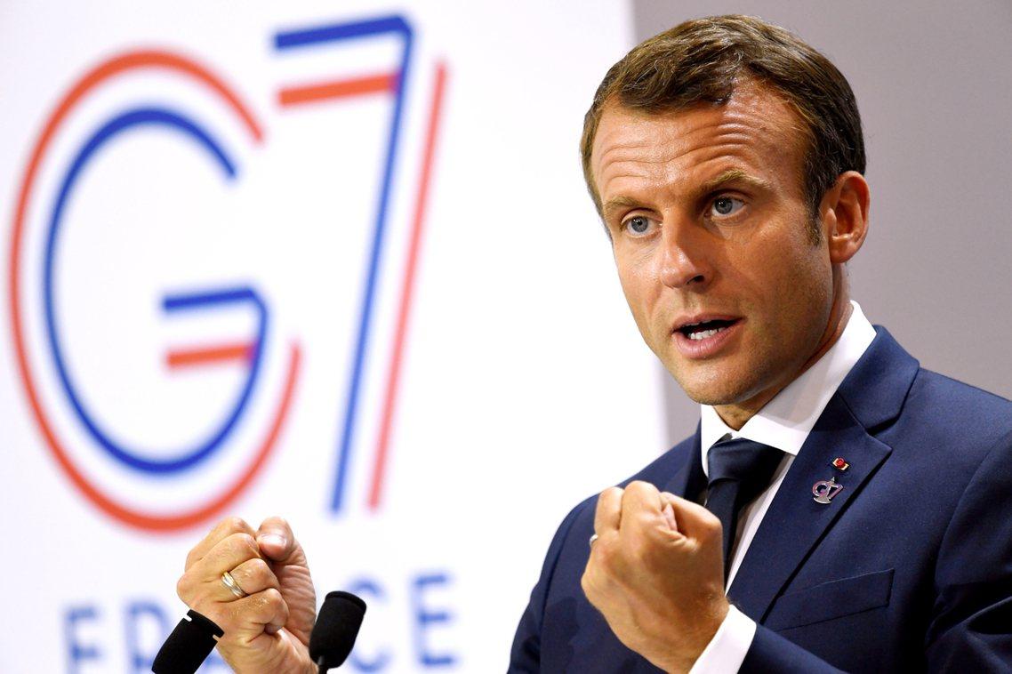 在26日甫落幕的G7峰會期間,七大成員國(美國、英國、德國、法國、加拿大、義大利...