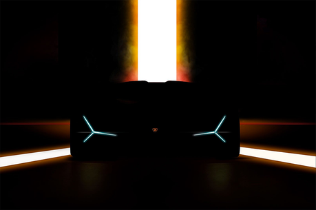 Lamborghini預告神秘超跑!答案將於法蘭克福車展揭曉