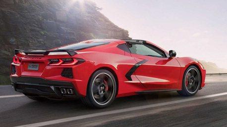 外傳800匹馬力Corvette C8將於2021年現身!