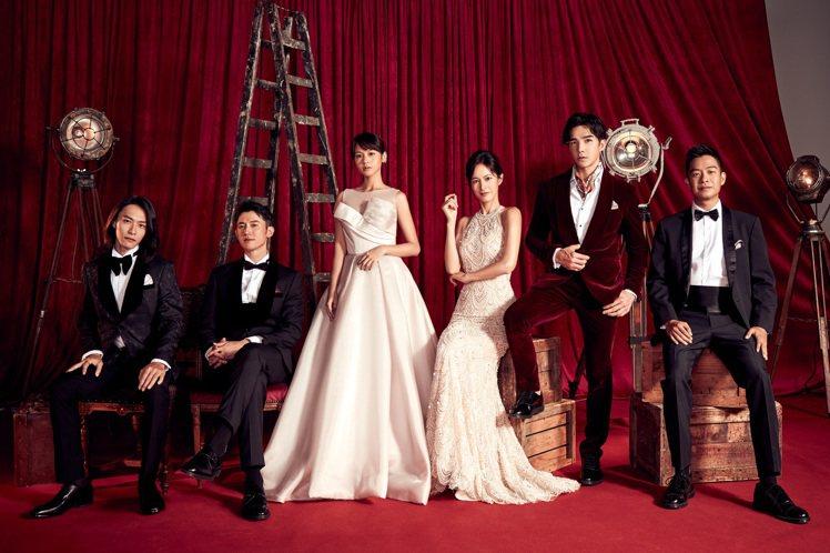 吳慷仁、黃姵嘉主演,預計於2020年1月首播的《彼岸之嫁》,故事以1890年代為...