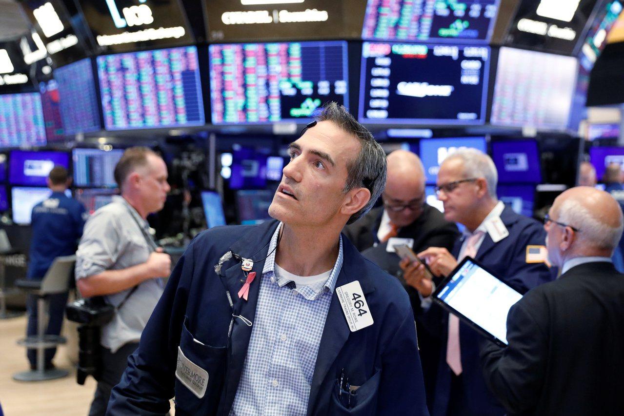 川普稱美中貿易談判前景樂觀,美股應聲上揚。 路透