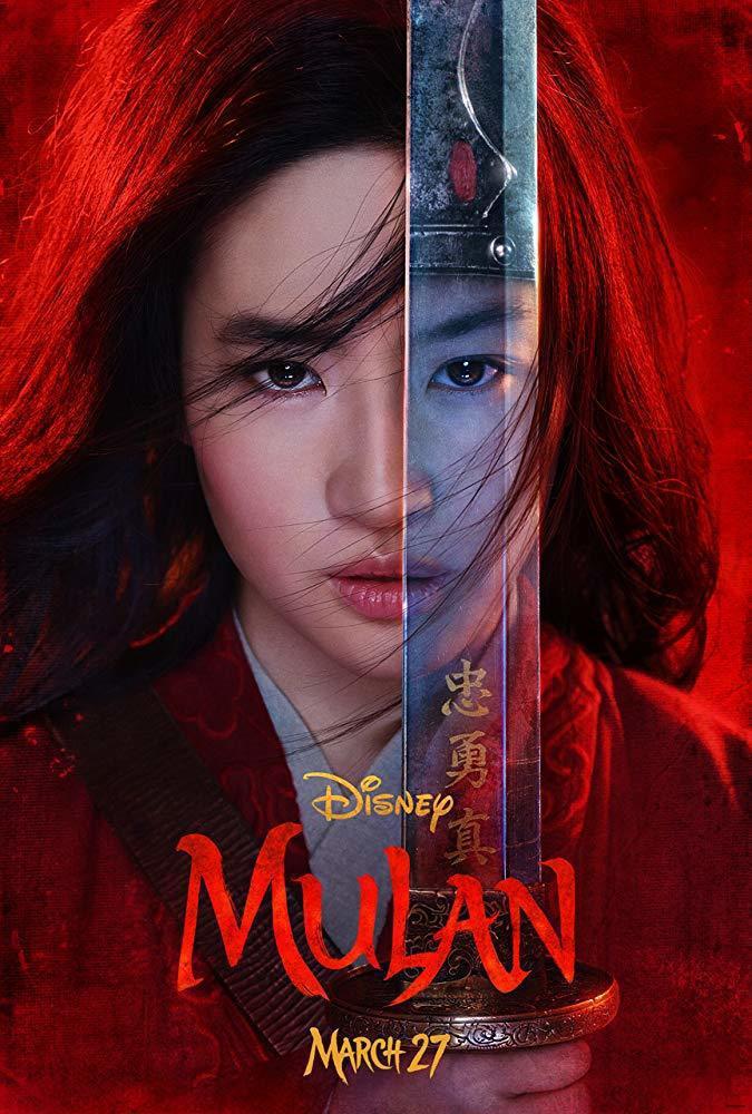 劉亦菲言論招來網友抵制「花木蘭」,迪士尼並未改變檔期,但仍在設法止血。圖/摘自i...