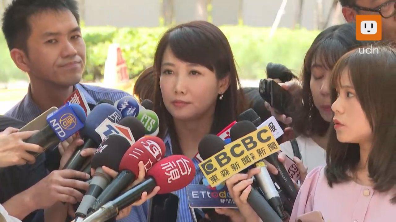 傳言鴻海創辦人郭台銘在下月就會展開2020總統大選連署,郭辦發言人蔡沁瑜今天表示...