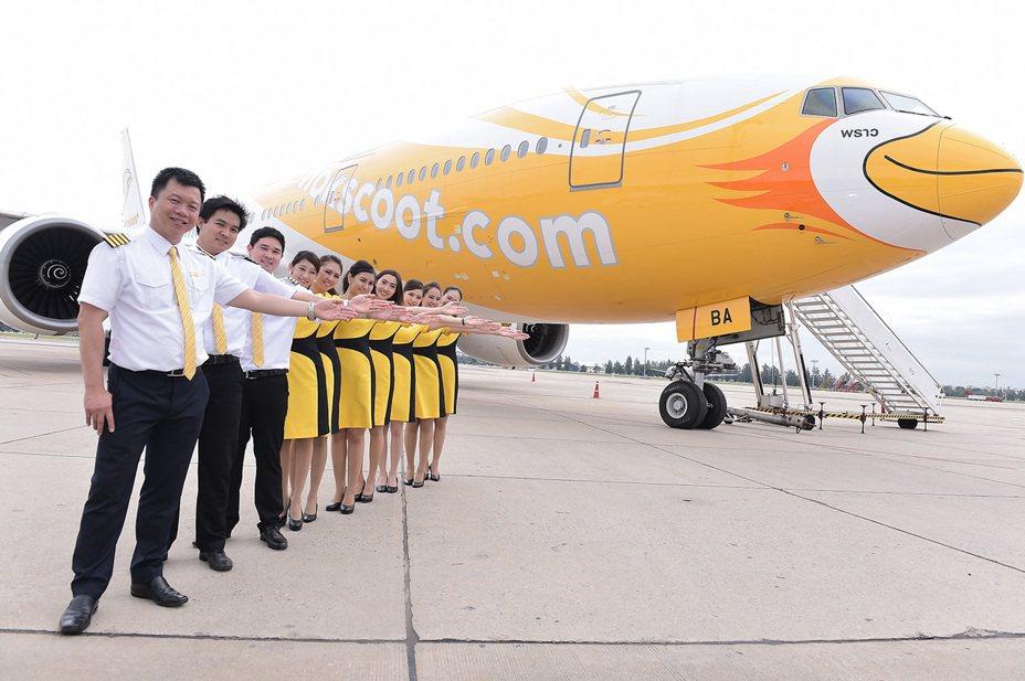 酷鳥航空搶先全市場於8月28日至30日推出超優惠「最」早鳥票,台北曼谷來回含稅只要 3,500 元起! 圖/酷鳥航空提供