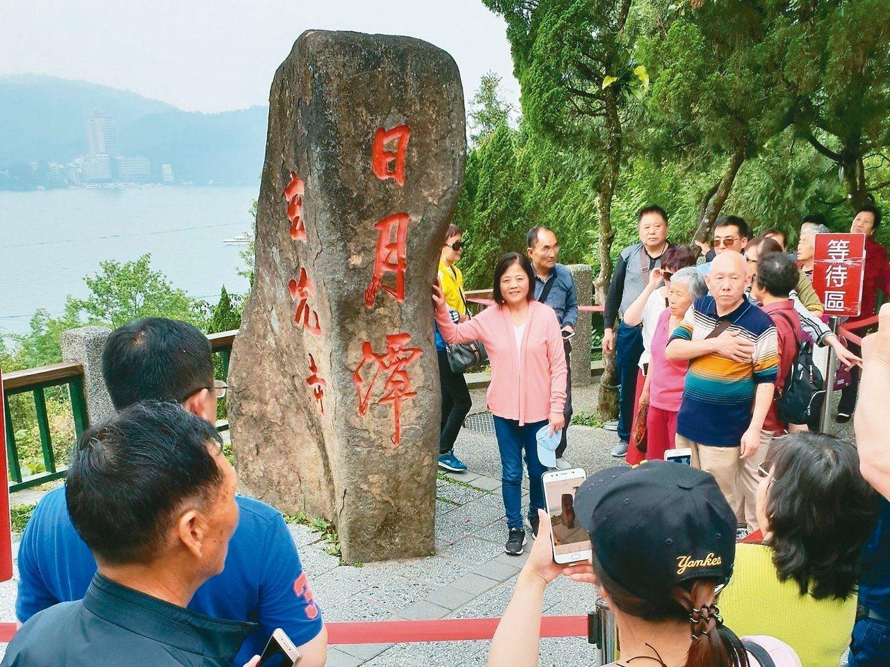 陸客縮減,衝擊台灣觀光業。圖/聯合報系資料照片