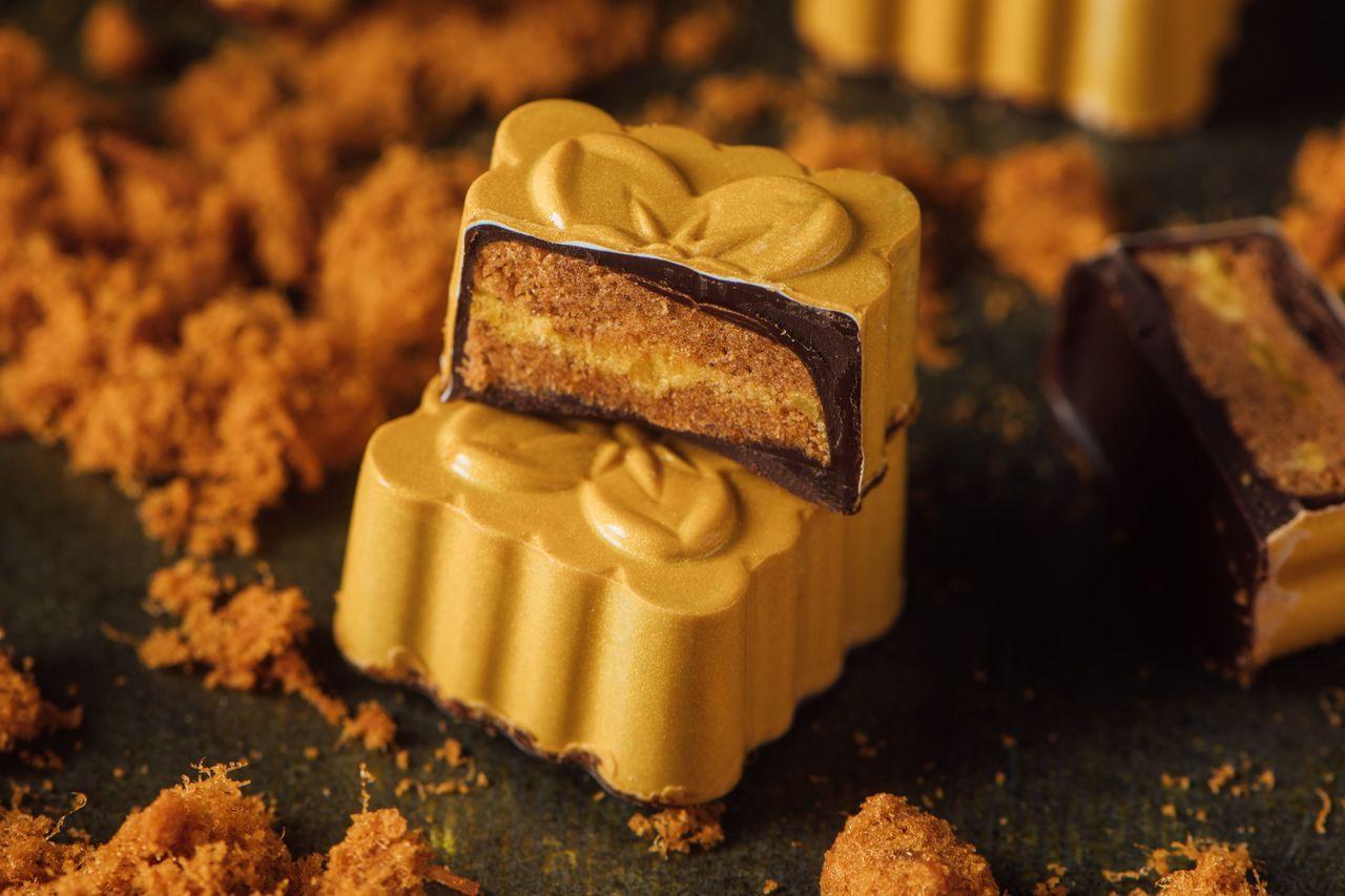 「肉鬆巧克力」吃過嗎?埔里業者翻玩中秋搶商機