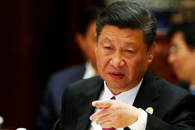 中國大陸領導人習近平年初倡議兩岸共同探討「一國兩制台灣方案」,意圖超越甚至跳過兩岸政治文化巨大差異的現狀。 (路透)