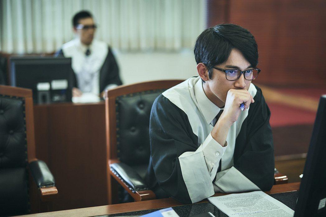 《我們與惡的距離》吳慷仁飾演王赦。圖/公共電視提供
