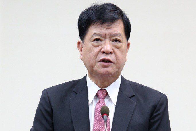 國民黨中常委江碩平。 聯合報系資料照片/記者胡經周攝影