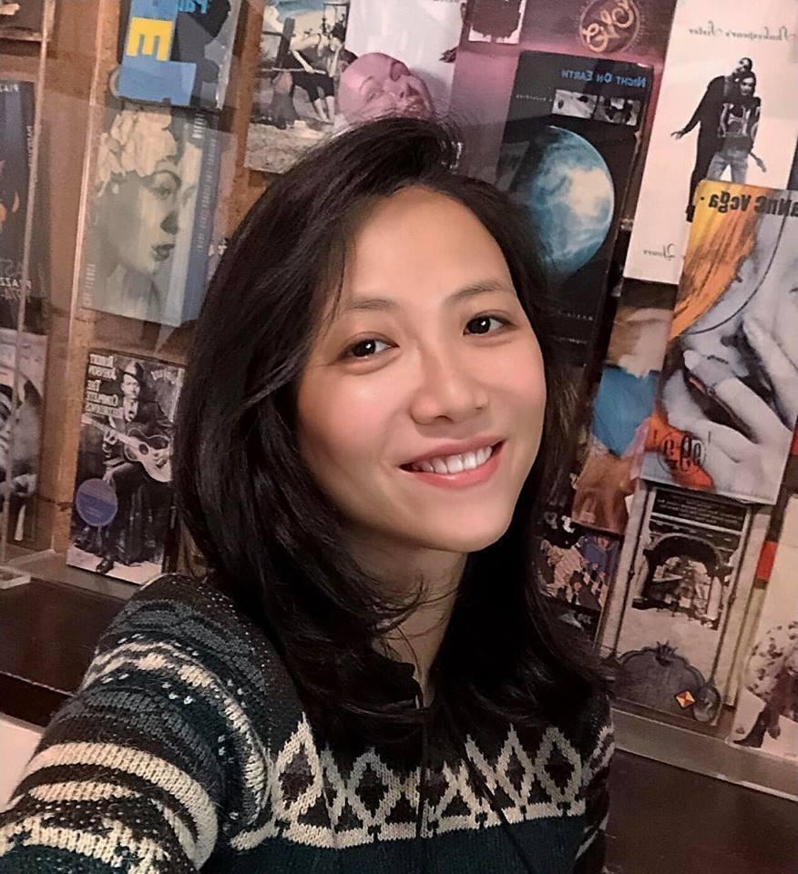 徐麗雯演出「菜頭梗的滋味」入圍金鐘視后。圖/擷自臉書