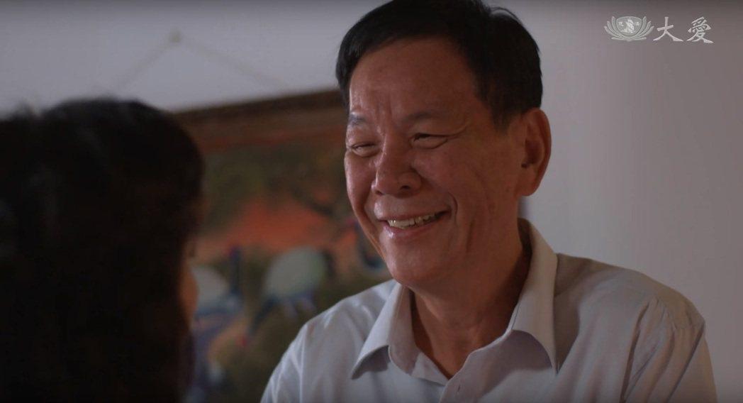 龍劭華以「菜頭梗的滋味」角逐今年金鐘視帝。圖/擷自YouTube