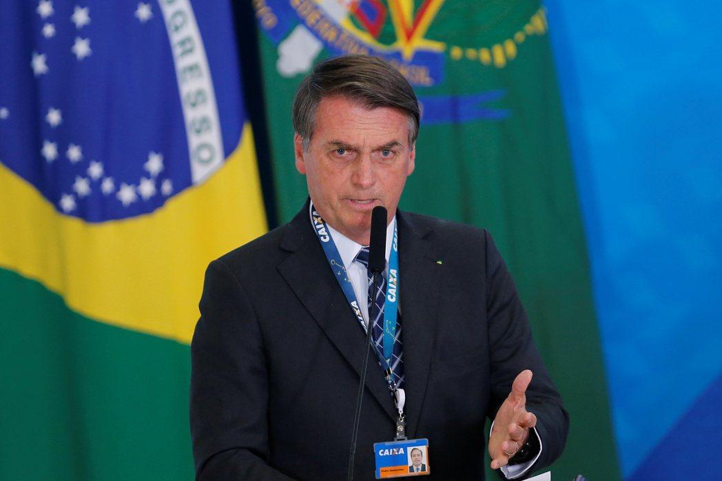 上任8個多的巴西總統波索納洛,在競選時就曾主張要積極開發亞馬遜雨林和原住民保護區...