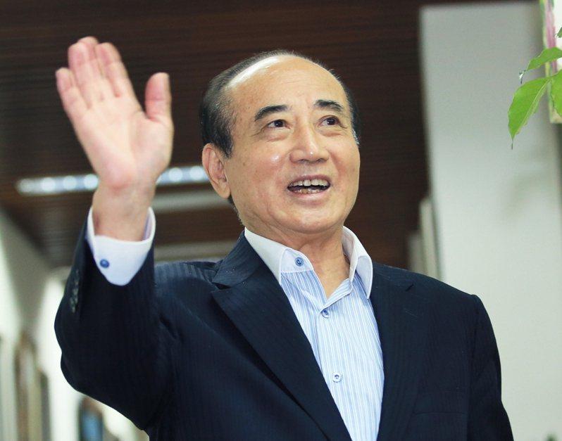 前立法院長王金平。 聯合報系資料照片/記者潘俊宏攝影