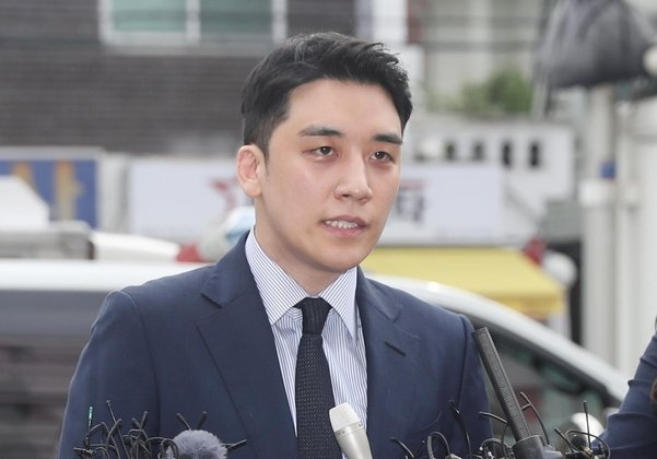 勝利涉嫌在海外賭博。 圖/擷自朝鮮日報網站