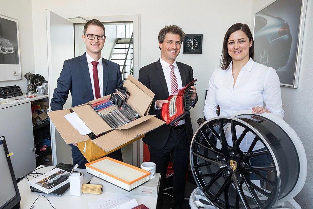 德國跑車品牌保時捷針對全球仿冒品氾濫問題成立「Legal Sales」法律銷售部...