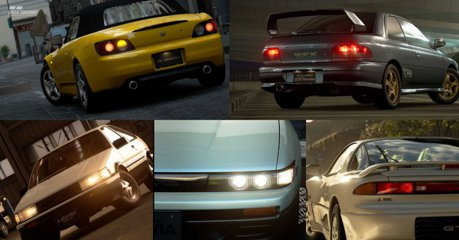 GT Sport玩家照過來!8月份更新加入包括S2000在內5款經典JDM車型
