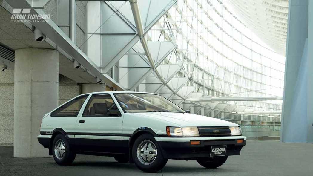 1983 Toyota Corolla Levin 3door 1600GT A...