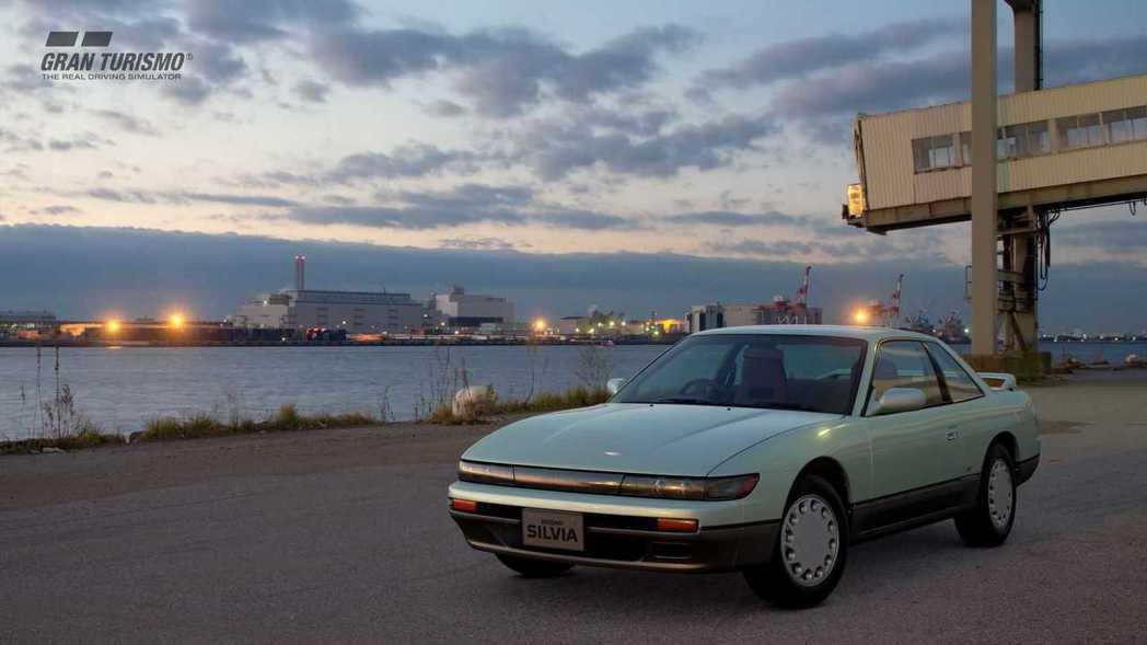 1990 Nissan Silvia K's Dia Selection。 摘...