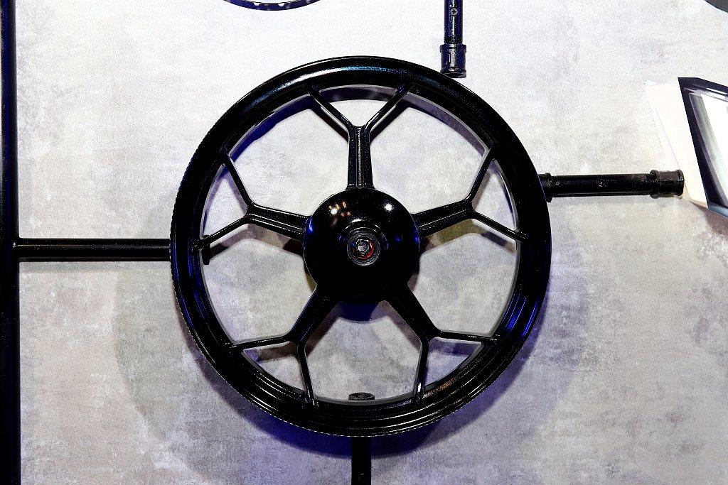 Ai-1 Sport採用砂心減重製成的鋁合金輪圈,不同於市面上一般輪框,大幅減輕...