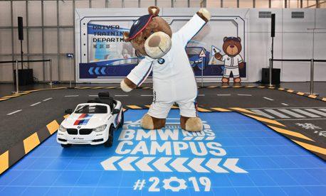2019 BMW Kids Campus體驗營圓滿結束