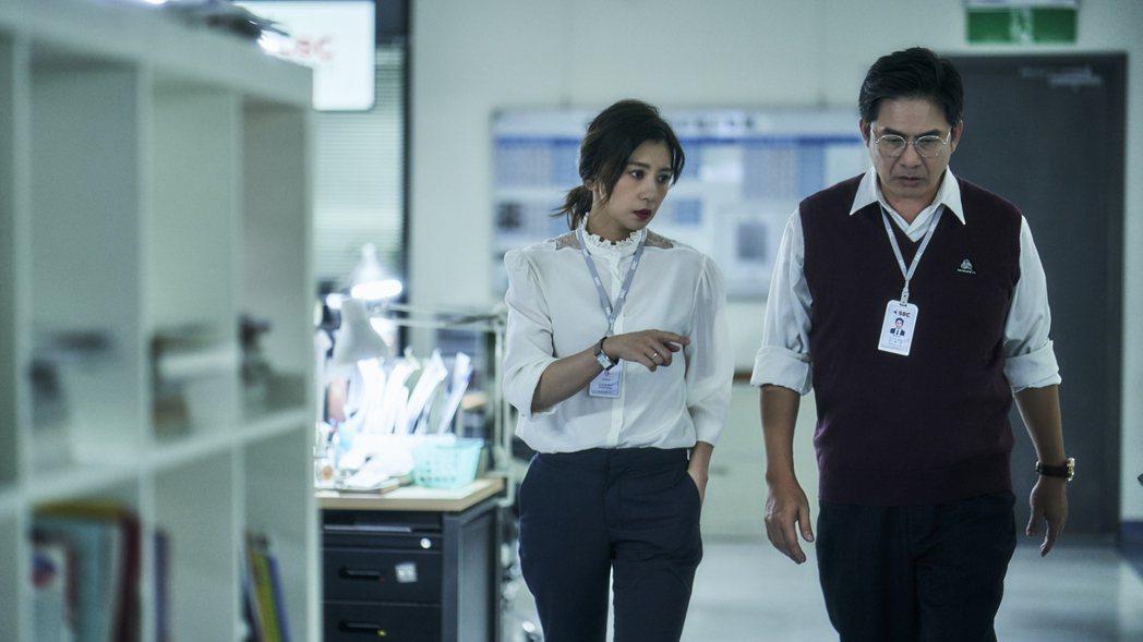 《我們與惡的距離》劇照。圖/HBO Asia提供