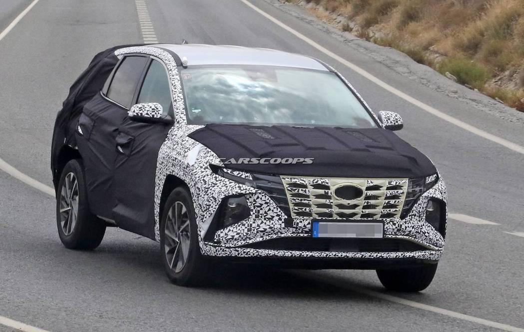 第四代Hyundai Tucson將採用品牌最新的Sensuous Sporti...