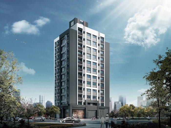 「立瑾醞」面對7,755坪校園預定地第一排,424公頃大台北都會公園就在身旁,水...