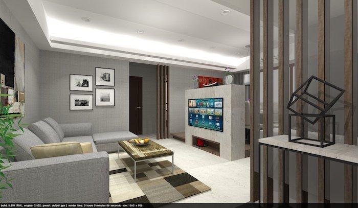 「立瑾醞」主推區域少見的正大3房,大尺度空間,讓人住的更舒適更舒服。