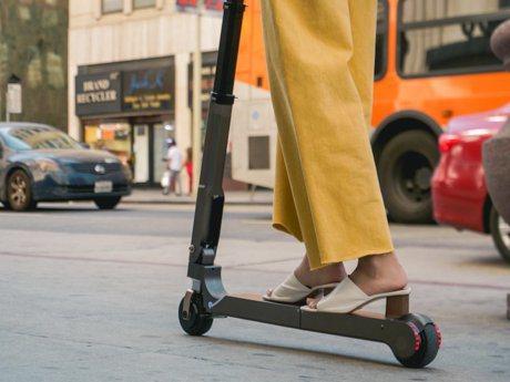 Hyundai推出電動滑板車 擁有不俗續航里程