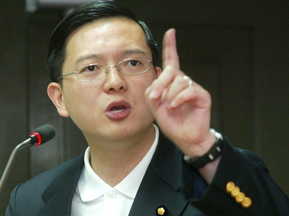 韓國瑜競選總部副執行長孫大千。本報資料照片