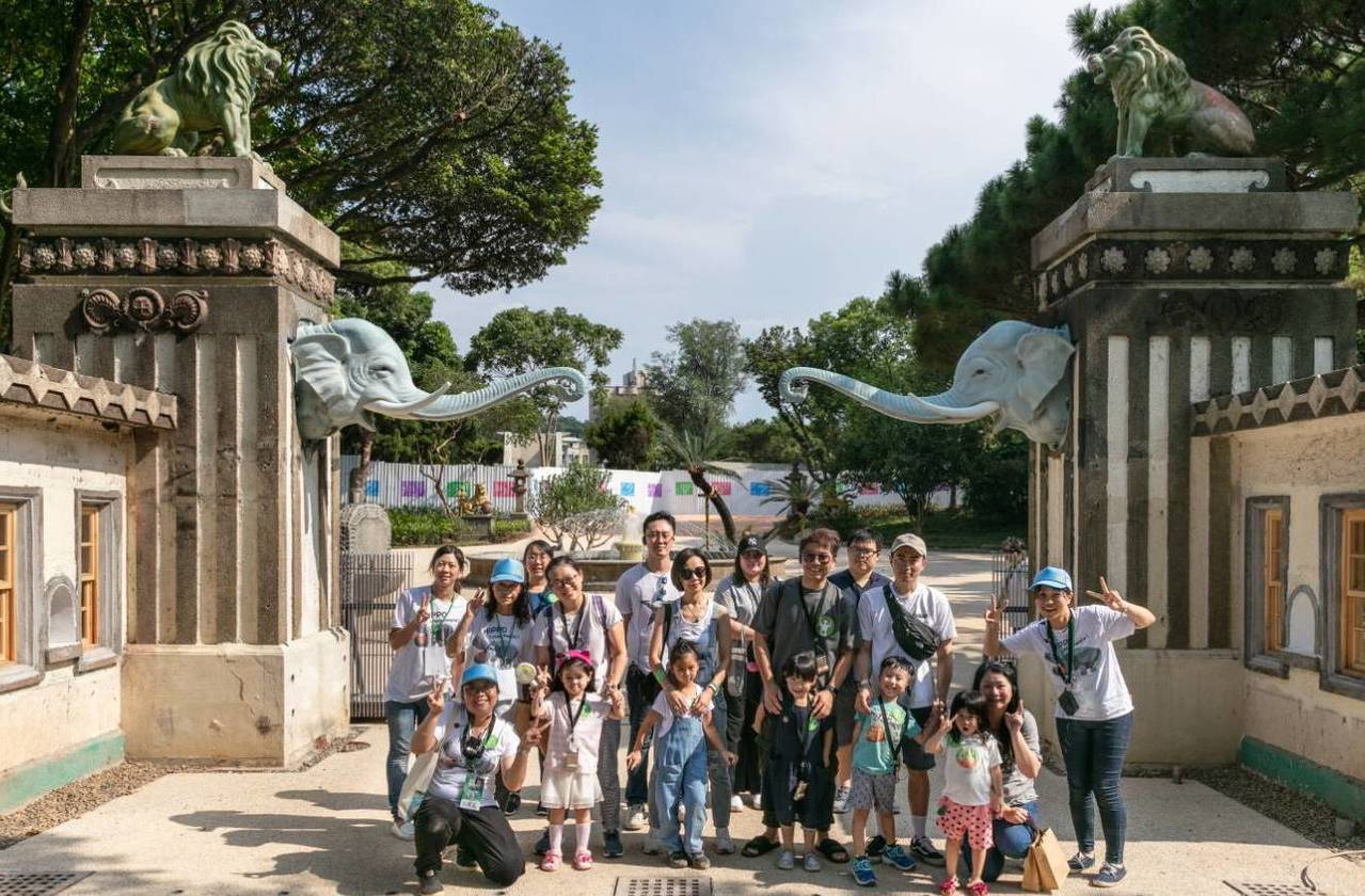 竹市動物園導覽留下回憶感動 昆蟲氣象館10月底開幕