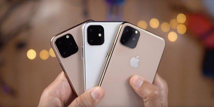 根據外媒揭露的新iPhone外型,3鏡頭設計會是這次最明顯的變化。圖/摘自9to...