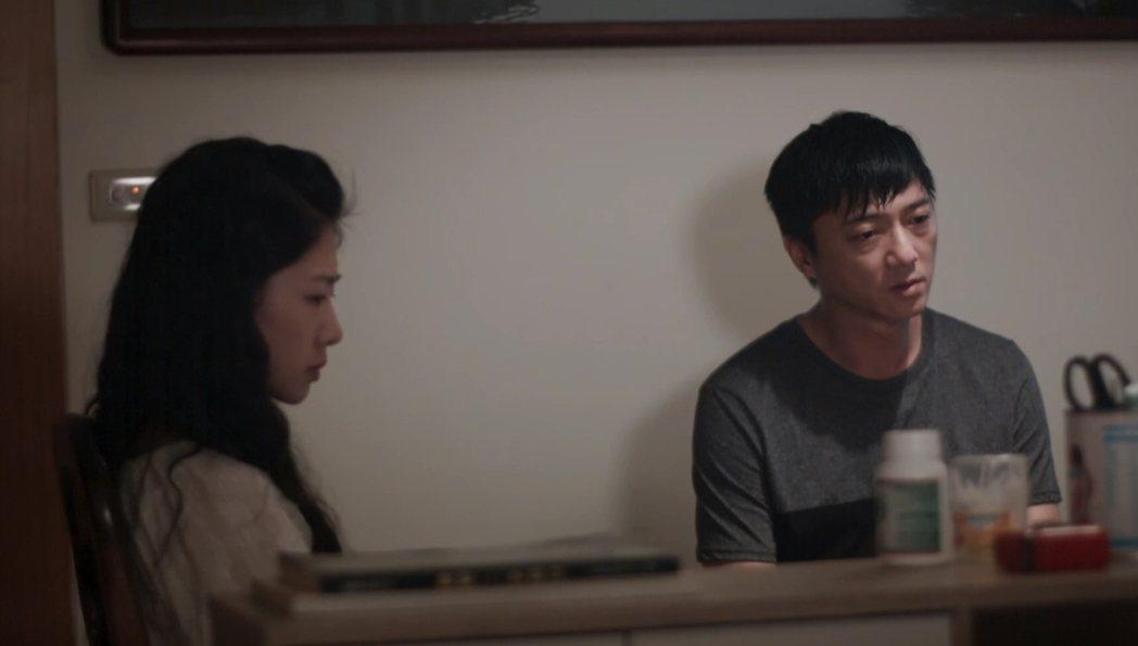 藍葦華以「夏之橘」入圍金鐘獎迷你劇男主角。圖/華視提供